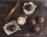 Gâteau fondant au chocolat noir et cannelle