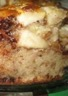 Gâteau fondant aux pommes  noix et pépites de chocolat au lait concentré sucré