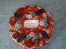 Gâteau fraîcheur aux framboises et au chocolat