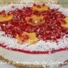 Gâteau inratable à la noix de coco et aux fruits exotiques