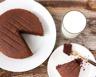 Gâteau léger au chocolat à la vanille