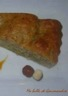 Gateau moelleux bananes-noisettes-Baileys