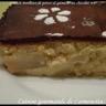 Gâteau moelleux de poires & ganache de chocolat noir