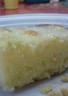 Gâteau moelleux garni au citron