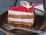 Gâteau mousse chocolat-framboise (sans lactose)