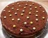 Gâteau mousseux au chocolat et fondant à la banane