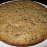 Gâteau noix amandes et chocolat