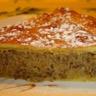 Gâteau sucré aux lentilles vertes du Puy