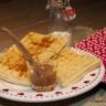 Gaufres à la crème de caramel au beurre salé