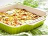 Gratin aux courgettes et pommes de terre au curry