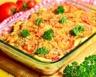Gratin courgette et tomate au fromage de chèvre