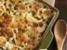 Gratin dauphinois fondant aux pommes de terre et poireaux
