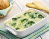 Gratin de brocolis et de pommes de terre