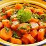 Gratin de carottes au fromage à la crème Elle & Vire