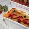 Gratin de fruits rouges au Lemon curd