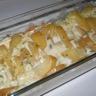 Gratin de pommes de terre à la Fourme d'Ambert