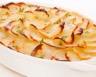 Gratin de pommes de terre au reblochon