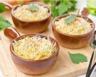 Gratin de viande hachée et purée chou fleur-pommes de terre
