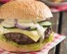 Hamburger au bœuf