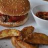 Hamburger maison made in France