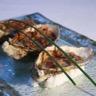 Huîtres Arcachon Cap ferret au beurre de radis roses
