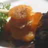Joue de veau braisée au vin de Bordeaux et carottes confites