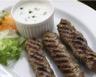 Kefta boulettes de viande de mouton hachée