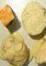 Lapin à la moutarde riz pilaf fagot carottes navets & mini courgette