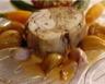 Lapin confit à l'ail rose de Lautrec