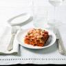 Lasagne à la sauce napoletana et légumes grillés