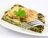 Lasagnes au chèvre et épinards sauce béchamel