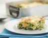 Lasagnes au saumon épinards et aneth