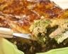 Lasagnes au saumon épinards et Comté