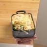 Lasagnes au saumon et aux épinards au Bello Gratinato Giovanni Ferrari