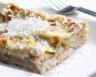 Lasagnes au saumon fumé chèvre et tomates