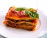 Lasagnes aux courgettes et chèvre frais