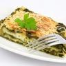 Lasagnes aux épinards et deux saumons au fromage à la crème Elle & Vire