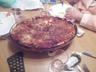 Lasagnes jambon cru chèvre et basilic