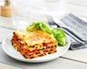 Lasagnes poulet légumes du soleil et mozzarella