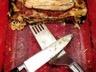 Lasagnes végétariennes à la crème de chèvre au pesto