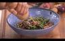 Ma recette de salade haricots verts aux noix - Laurent Mariotte