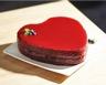 Le gâteau de la Saint Valentin