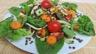 Lentilles en salade
