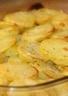 Les pommes de terre gratinées
