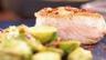 Ma recette de lieu jaune grillé & choux de Bruxelles - Laurent Mariotte