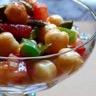 Ma salade idéale aux pois chiches