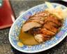 Magret de canard au cidre miel et romarin