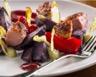 Magret de canard aux coings et pommes de terre vitelottes
