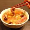 Magret de canard fermier des Landes poché en soupe un brin asiatique