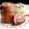Magret de canard rôti Mille-Feuille de Chou vert et sa douceur exotique